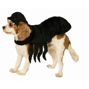 Spider Pet Dog Cat Costume Size Medium