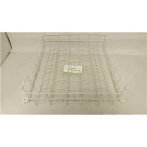 FRIGIDAIRE DISHWASHER 2400619  WD28X10369 UPPER DISHRACK USED