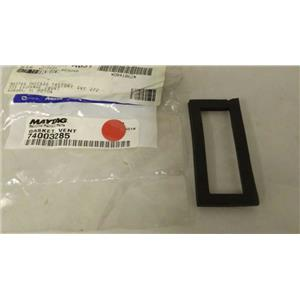 MAYTAG WHIRLPOOL STOVE 74003285 7201P054-60 GASKET VENT NEW