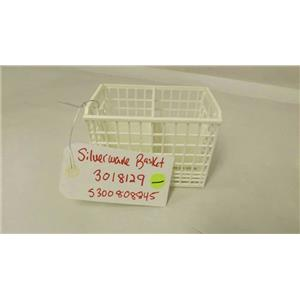 FRIGIDAIRE TAPPAN DISHWASHER BASKET 3018129 5300808845 USED