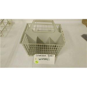 GENERAL ELECTRIC DISHWASHER WD28M51 SILVERWARE BASKET USED