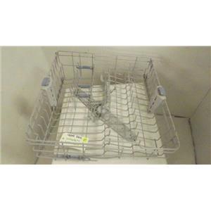 MAYTAG WHIRLPOOL DISHWASHER W10269674 W10269673 UPPER RACK USED
