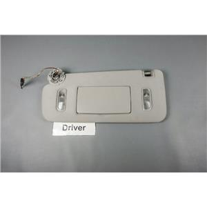 2008-2013 Cadillac CTS Sun Visor - Driver Side w/ Lighted Mirror & Adjust Arm