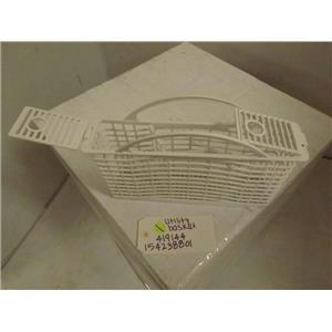 FRIGIDAIRE DISHWASHER 419144 154238801 UTILITY BASKET USED