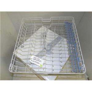 MAYTAG DISHWASHER W10120525 W10243301 UPPER RACK USED