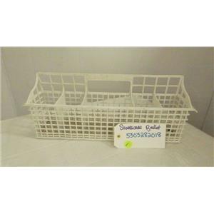FRIGIDAIRE KENMORE DISHWASHER 5303282018 SILVERWARE BASKET USED