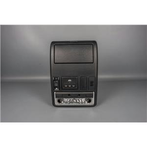 2000-2003 BMW X5 Overhead Console with Homelink and Sunroof Controls