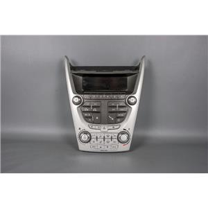 2010 Chevrolet Equinox Radio Climate Dash Trim Bezel w/ Display Info Controls
