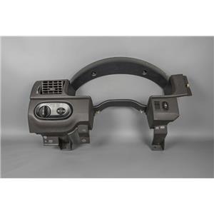 2003 Ford Explorer Speedometer Cluster Dash Bezel Light & Pedel Adjust Switch