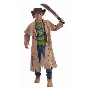 Forum Novelties Zombie Hunter Child Costume Size Medium 8-10