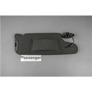 08-18 Dodge Challenger Sun Visor Passenger Side with Lighted Mirror Adjust Bar
