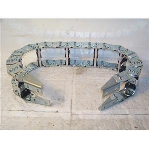 TSUBAKI Wireway/ Hose Carrier/FlexTrack P/N TK070-R125