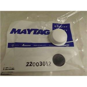 MAYTAG WHIRLPOOL WASHER 22003012 PUSH BUTTON NEW