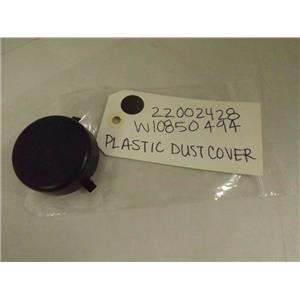MAYTAG WHIRLPOOL WASHER 22002428 W10850494 PLASTIC DUST COVER NEW