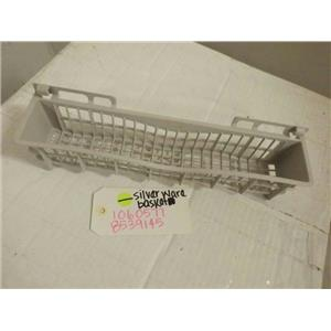 WHIRLPOOL DISHWASHER 1060577 8539145 SILVERWARE BASKET USED