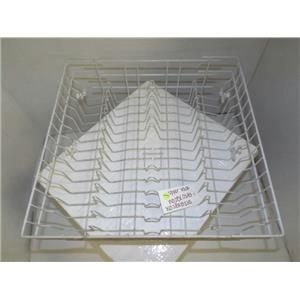 GENERAL ELECTRIC DISHWASHER WD28X0243 WD28X10210 UPPER RACK USED