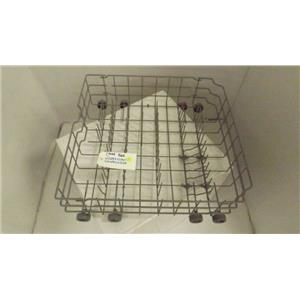 GENERAL ELECTRIC DISHWASHER WD28X10261 WD28X10332 LOWER RACK USED