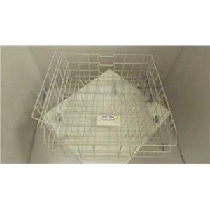 MAYTAG WHIRLPOOL DISHWASHER W10120548  LOWER RACK USED