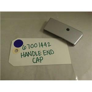 MAYTAG WHIRLPOOL REFRIGERATOR 67001442 HANDLE END CAP NEW