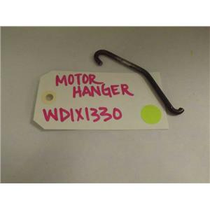 GENERAL ELECTRIC DISHWASHER WD1X1330 MOTOR HANGER USED