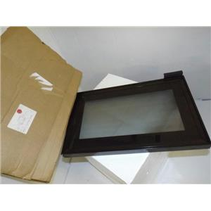 MAYTAG WHIRLPOOL STOVE 304260D UPPER OVEN DOOR NEW