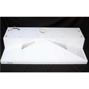 "New In Box zephyr ZPY-E36W 400 CFM 36"" WHITE Under Cabinet Range Hood"