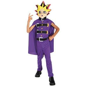 Boy's Yu-Gi-Oh Child Costume Size Small 4-6