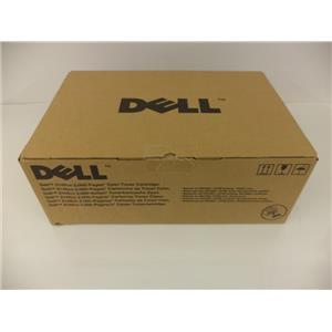 Dell P586K - 2000 page (standard yield) Cyan toner f/Dell 2145cn Printer -SEALED