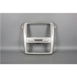 2010 Chevrolet Cobalt Radio Climate Dash Trim Bezel Silver