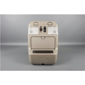00-04 Nissan Pathfinder Infiniti QX4 Overhead Console w Display & Sunroof Switch
