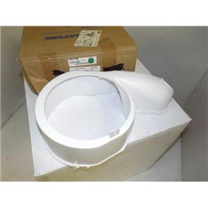 MAYTAG WHIRLPOOL DRYER 35001089 COVER-DUCT FAN NEW