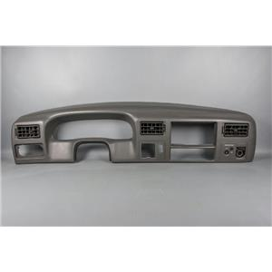 2000 Ford F250 Dash Trim Bezel with Vents 12V Outlet & Passenger Airbag Switch
