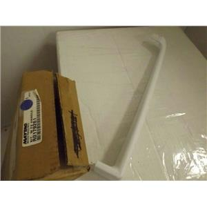 MAYTAG WHIRLPOOL REFRIGERATOR R0179261 FREEZER HANDLE KIT NEW