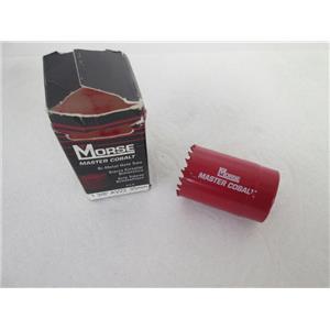 """NEW  M. K. Morse 170222 Model AV22 1-3/8"""" (35mm) Master Cobalt Bi-Metal Hole Saw"""