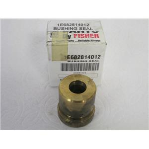 USED Fisher Controls 1E682814012 Brass Bushing Seal for 667 Series Actuator