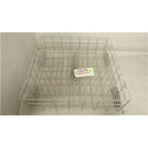 KENMORE DISHWASHER WD28X0305 WD28X10284 LOWER RACK USED