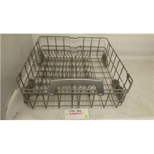 ELECTROLUX FRIGIDAIRE DISHWASHER 154625401 LOWER RACK USED