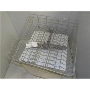 WHIRLPOOL DISHWASHER W10727422 8539098 UPPER RACK USED