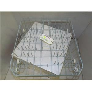 GENERAL ELECTRIC DISHWASHER WD28X304 LOWER RACK USED