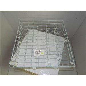 GENERAL ELECTRIC DISHWASHER WD28X0252 UPPER RACK USED
