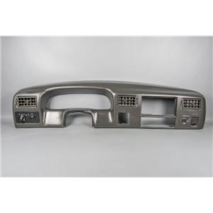 1999-2004 Ford F250 F350 Dash Trim Bezel for 4WD with Vents & Light Switches