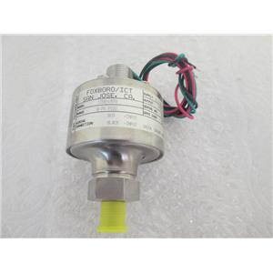 NEW Foxboro/ICT 1150-L570 ISO Technology Pressure Transducer, 0-75 psi