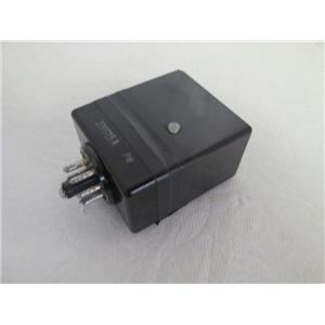 USED Honeywell 106615A Plug-In Type Relay Module for R4075A