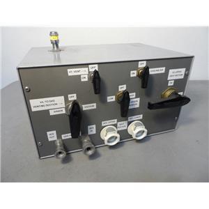 Gas Blending Mixer System 811-0001