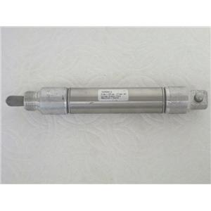 "Parker/Lin-Act .75DPSR01.5 Round Body Pneumatic Cylinder (Crimped), 3/4"" Bore"