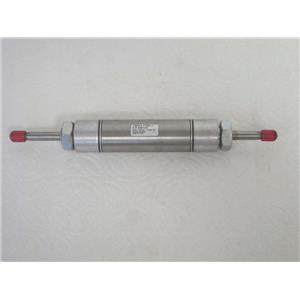 """**USED** Parker/Lin-Act 1.06KDXSR2.0 Round Body Pneumatic Cylinder, 1-1/16"""" Bore"""