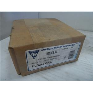 American Roller Bearing HCS245 ORA Cylindrical Journal Bearing New In Box