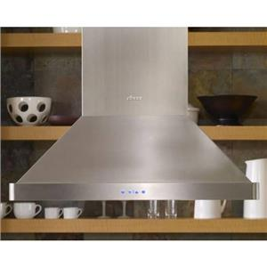 "DACOR Discovery 42"" 1200 CFM Internal Blower Island Mount Range Hood SS DHI421"