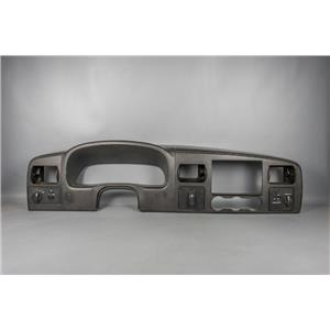 2006 Ford F250 Dash Trim Bezel with Aftermarket Clip