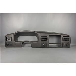 2006 Ford F350 Dash Trim Bezel with Vents 4WD Switch and Power Point